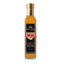 Agretti Fruit Vinegar - Peach