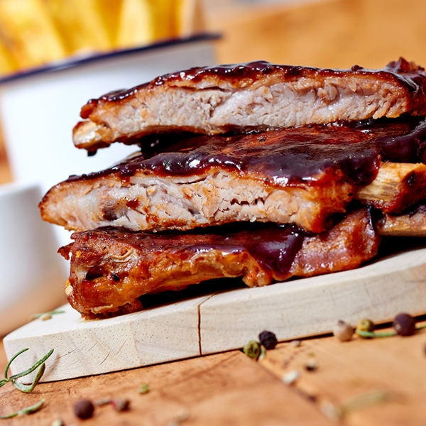 Chipotle BBQ Ribs