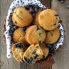 Blueberry Muffins Basket