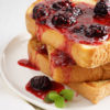 French Toast with Berry Sauce