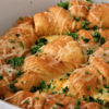 Holiday Croissant Slow Cooker Strata 2