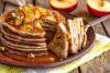 Oat & Chia Seed Pancakes