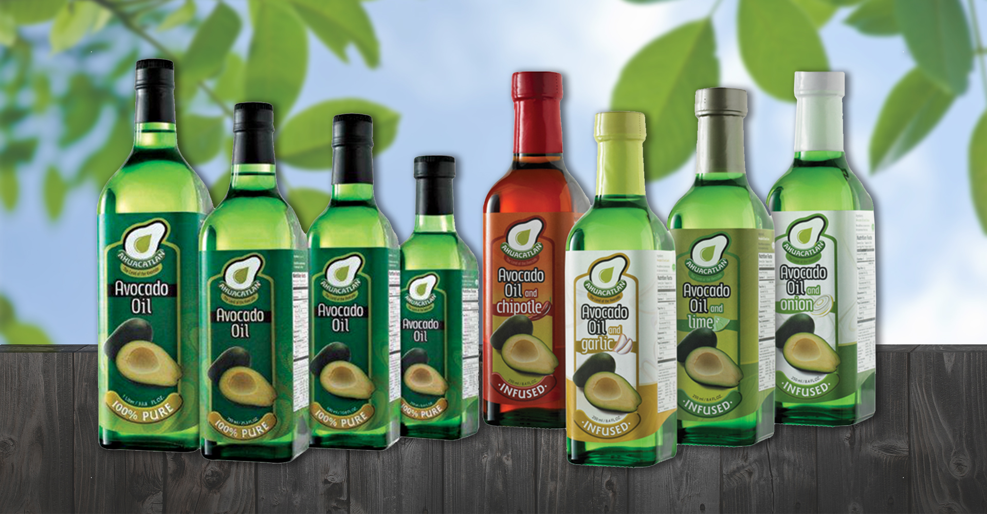 Order Ahuacatlan Avocado Oil